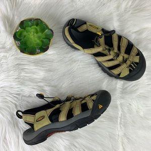Keen Women's Newport Sandals Muted Yellow Size 8